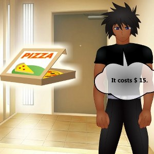 Pizza Deliver – Gay Dreams