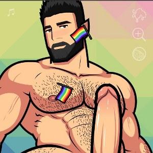 Flash Guy Pride Month 2014