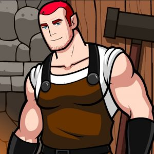 The Blacksmith – Manful