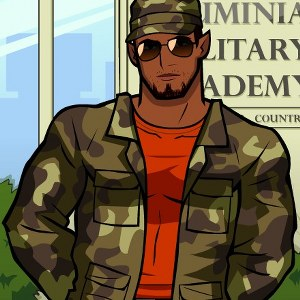 Manful The Army Officer