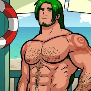 Manful The Lifeguard