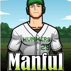 Manful The Baseball Player