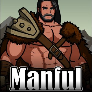 Manful The Savage Warrior