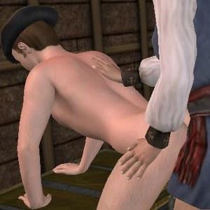 Pirate Gay Porn Game
