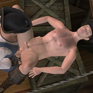 Pirate Gay Porn Game 3