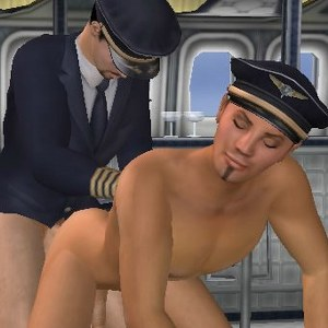 Flash Game Pilots Gay
