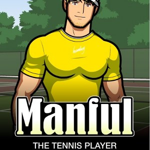 Manful The Tennis Player