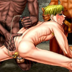 Hentai Gay Game