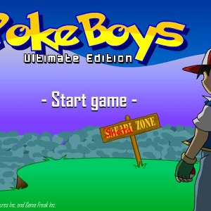 Pokeboys ultimate edition