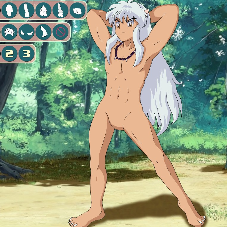 Inuyasha Dress-Up Game
