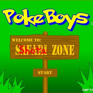 Pokeboys – Safari Zone