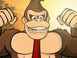 Garyu's Donkey Kong